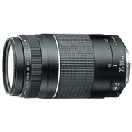 Canon 6473A003 EF 75mm-300mm Telephoto Zoom Lens