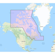 Furuno Canada North  East - Vector Charts, 3D Data  Standard Resolution Satellite Photos - Unlock Code [MM3-VNA-021]