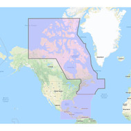 Furuno US  Canada Atlantic Coast, Gulf of Mexico, Caribbean Bahamas and central America Vector Charts - Unlock Code [MM3-VNA-033]