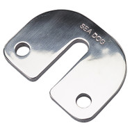 Sea-Dog Stainless Steel Chain Gripper Plate [321850-1]
