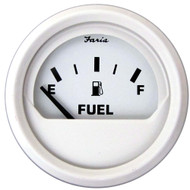 "Faria 2"" Fuel Level Gauge - Metric [13117]"