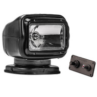 Golight Radioray GT Series Permanent Mount - Black Halogen - Hard Wired Dash Mount Remote [2021GT]