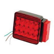 """Wesbar LED Right Roadside Submersible Taillight - Over 80"""" - Stop\/Turn [283058]"""