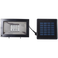 MAXSA Innovations 40330-RS Solar-Powered Flood Light