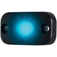 Heise LED Lighting Systems HE-TL1B 1.5-Inch by 3-Inch Aux Lighting Pod (Blue)