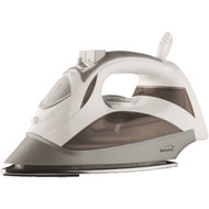 Brentwood Appliances MPI-90W Steam Iron with Auto Shutoff (White)
