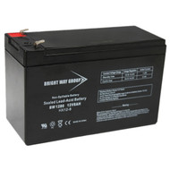 Bright Way Group BW 1280 F1 (0158) BWG 1280 F1 Battery