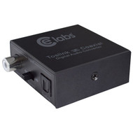 CE labs DAC101 2-Way Digital SPDIF Audio Converter