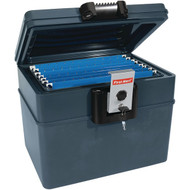 First Alert 2037F .62 Cubic-ft Fire & Water File Chest