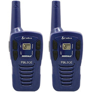 Cobra HE146 HE146 16-Mile 22-Channel FRS/GMRS 2-Way Radios (Blue)