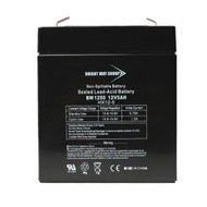 Bright Way Group BW 1250 F1 (0124) BWG 1250 F1 Battery