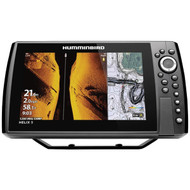 Humminbird 410860-1 HELIX 9 CHIRP MEGA SI+ GPS G3N Fishfinder with Bluetooth & Ethernet