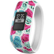 Garmin 010-01634-02 vivofit jr. Fitness Band (Real Flower)