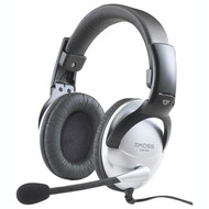 KOSS 184747 SB45 Full-Size Over-Ear Communication Headphones