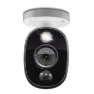 Swann SWPRO-1080MSFB-US 1080p Thermal-Sensing Warning-Light Add-on Security Camera