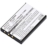 Ultralast URC-MX980 URC-MX980 Rechargeable Replacement Battery