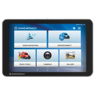 Rand McNally 052802230X 8-Inch TND Tablet 85 with Built-in Dash Cam