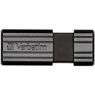 Verbatim 49065 PinStripe USB Flash Drive (64GB)