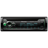 Pioneer DEH-S6200BS Single-DIN In-Dash CD Player with Bluetooth and SiriusXM Ready