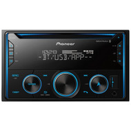 Pioneer FH-S520BT Double-DIN In-Dash CD Receiver with Bluetooth