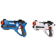 KIDS TECH VA90100 Large Laser Gun Set 2 Pack