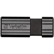 Verbatim 49064 PinStripe USB Flash Drive (32GB)