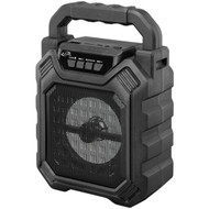 iLive ISB199B Miniature Bluetooth Tailgate Party Speaker
