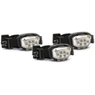 Cyclops CYC-HL-3PK TRIO 300 Lumen Headlamp 3 Pack