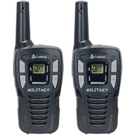 Cobra HE145 HE145 16-Mile 22-Channel FRS/GMRS 2-Way Radios (Black)