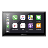 Pioneer DMH-W4600NEX 6.8-Inch Double-DIN In-Dash Digital Multimedia Receiver with Bluetooth, Amazon Alexa, Apple CarPlay, Android Auto, HD Radio, and SIriusXM Ready