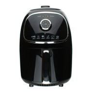 Brentwood Appliances AF-202BK 2-Quart Small Electric Air Fryer with Timer and Temperature Control