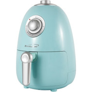 Brentwood Appliances AF-200BL 2-Quart Small Electric Air Fryer with Timer and Temperature Control (Blue)