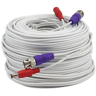 Swann SWPRO-60ULCBL-GL HD Video and Power BNC Extension Cable (200 Feet)