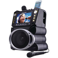 Karaoke USA GF844 Bluetooth Karaoke Machine
