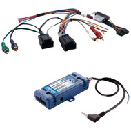 PAC RP4-GM31 All-in-One Radio Replacement & Steering Wheel Control Interface (For Select GM vehicles with CANbus)
