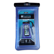 "WOW Watersports H2O Proof Smart Phone Holder - 5"" x 9"" - Blue [18-5020B]"
