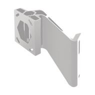 "Minn Kota 6"" Raptor Jack Plate Adapter Bracket - Port - White [1810368]"