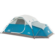 Coleman Juniper Lake 4-Person Instant Dome Tent w\/Annex [2000036920]