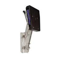 Panther Outboard Motor Bracket - Aluminum - Max 12HP [55-0012]