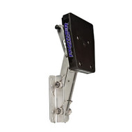 Panther Marine Outboard Motor Bracket - Aluminum - Max 20HP [55-0021]