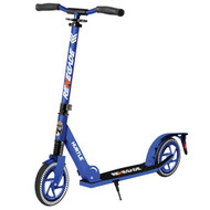 Hurtle HURTSBU Foldable Kick Scooter (Blue)