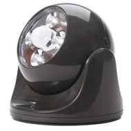 MAXSA Innovations 40252 Battery-Powered Motion-Activated Anywhere Light (Bronze)
