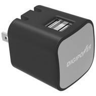 DIGIPOWER IS-AC2D InstaSense 2.4-Amp Dual-USB Wall Charger