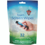 Dust-Off DTSW32M Screen Wipes, 32 pk