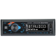 Dual XRM59BT Single-DIN In-Dash All-Digital Media Receiver with Bluetooth