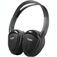Power Acoustik HP-12S 2-Channel Wireless IR Headphones for Power Acoustik Mobile A/V Systems