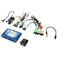 PAC RP5-GM51 Radio Replacement Interface (RadioPro5, Select GM Class II Vehicles with OnStar, 29-Bit LAN)