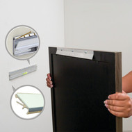 "Hangman APT-12 Apartment Picture & Mirror Hanger (12""; Holds 100 Pounds)"