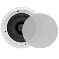 Pyle PDIC81RD In-Wall/In-Ceiling 8-Inch 2-Way Speakers