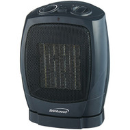 Brentwood Appliances H-C1600 Oscillating Ceramic Space Heater & Fan